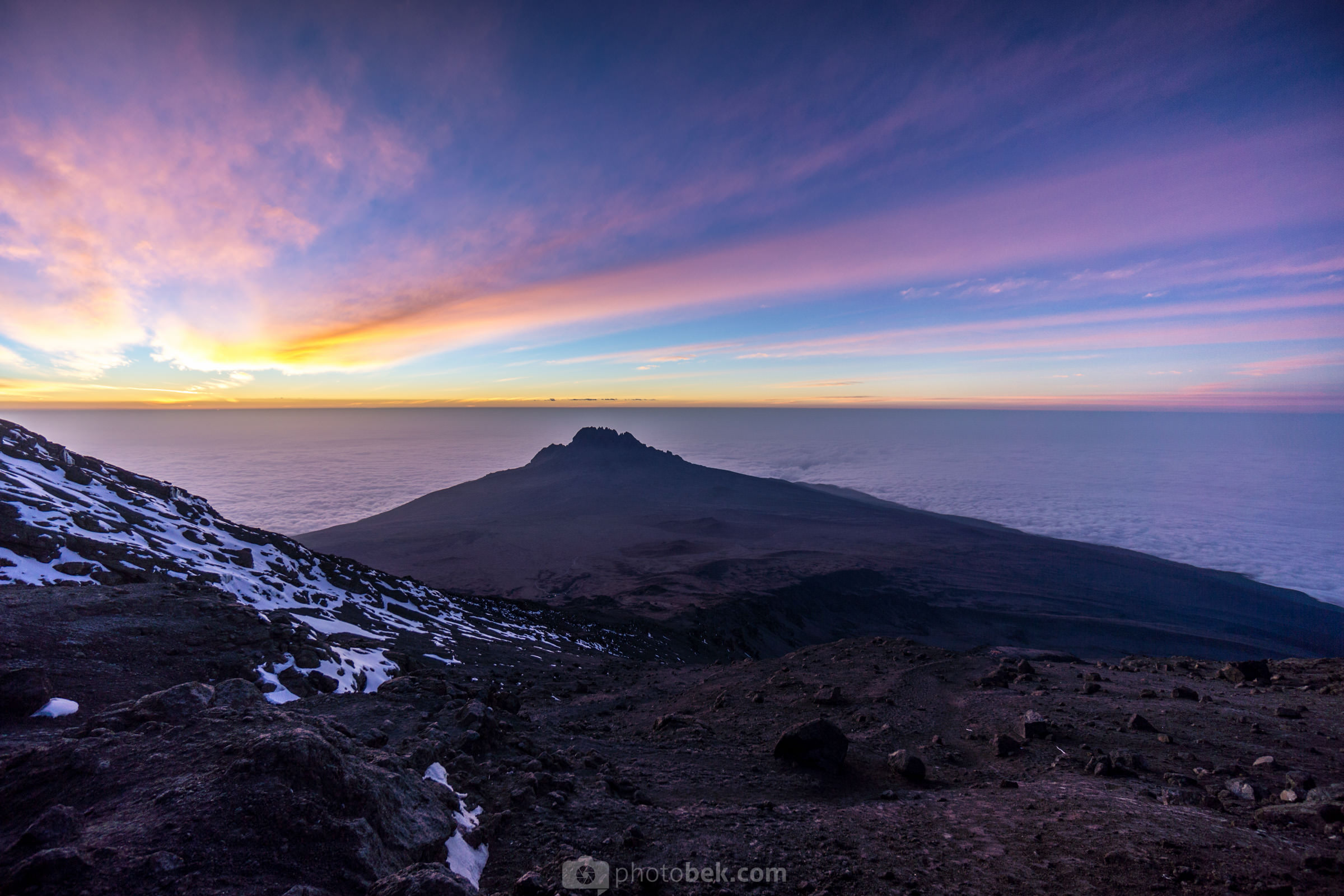 "Best of 2015 #5 - ""Peak Sunrise"""