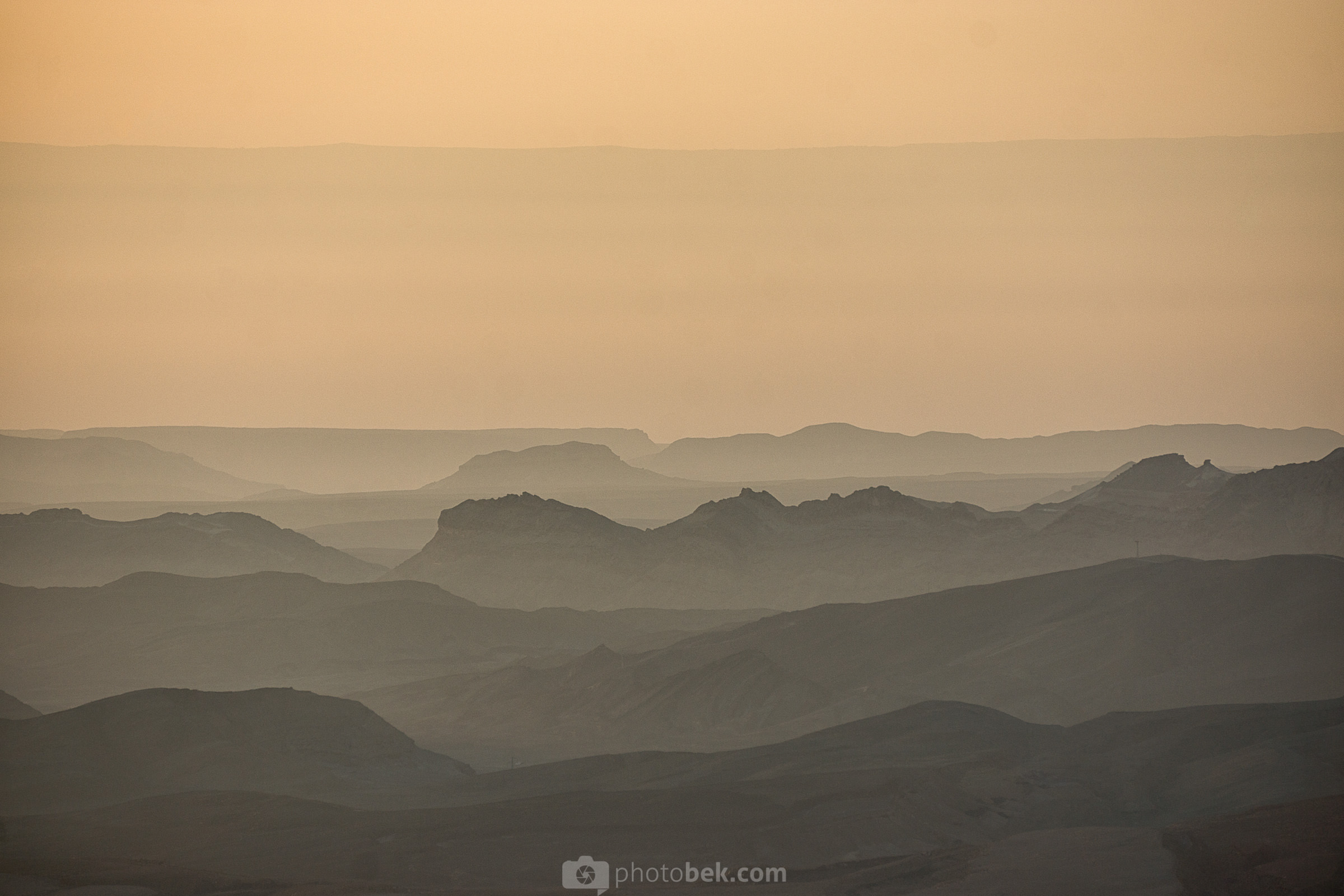 "Best of 2015 #3 - ""Desert Layers"""