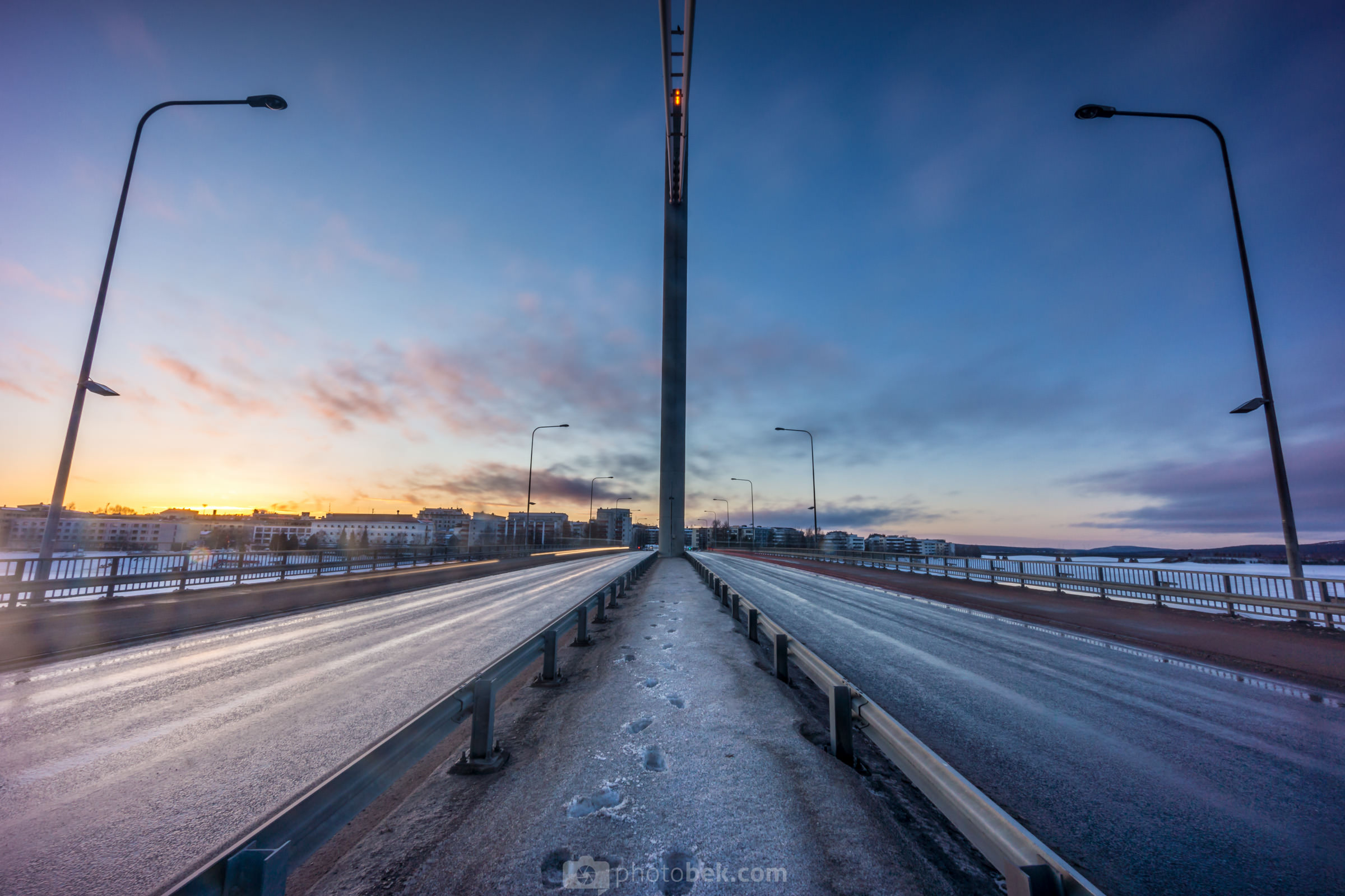 "Best of 2015 #10 - ""Bridge Sunset"""